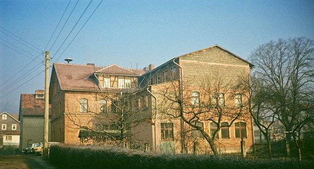Juri-Gagarin-Oberschule Crock