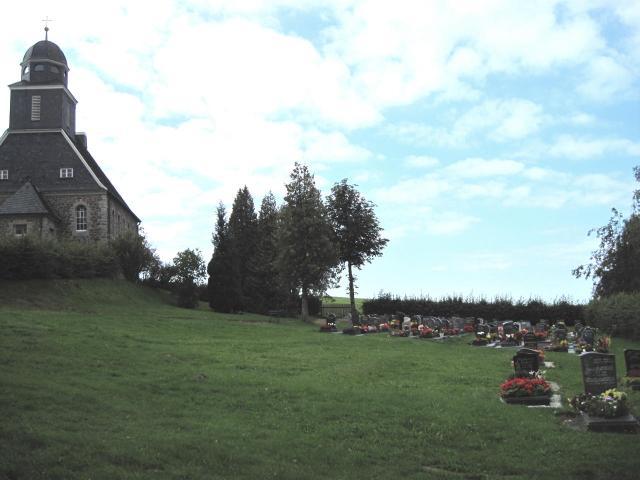 Friedhof Waffenrod-Hinterrod