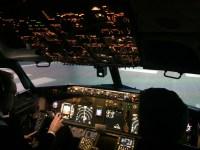 B737NG FBS Cockpit