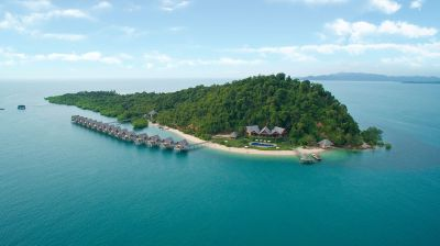 Secrets of an Indonesian Private Island Resort | Condé ...