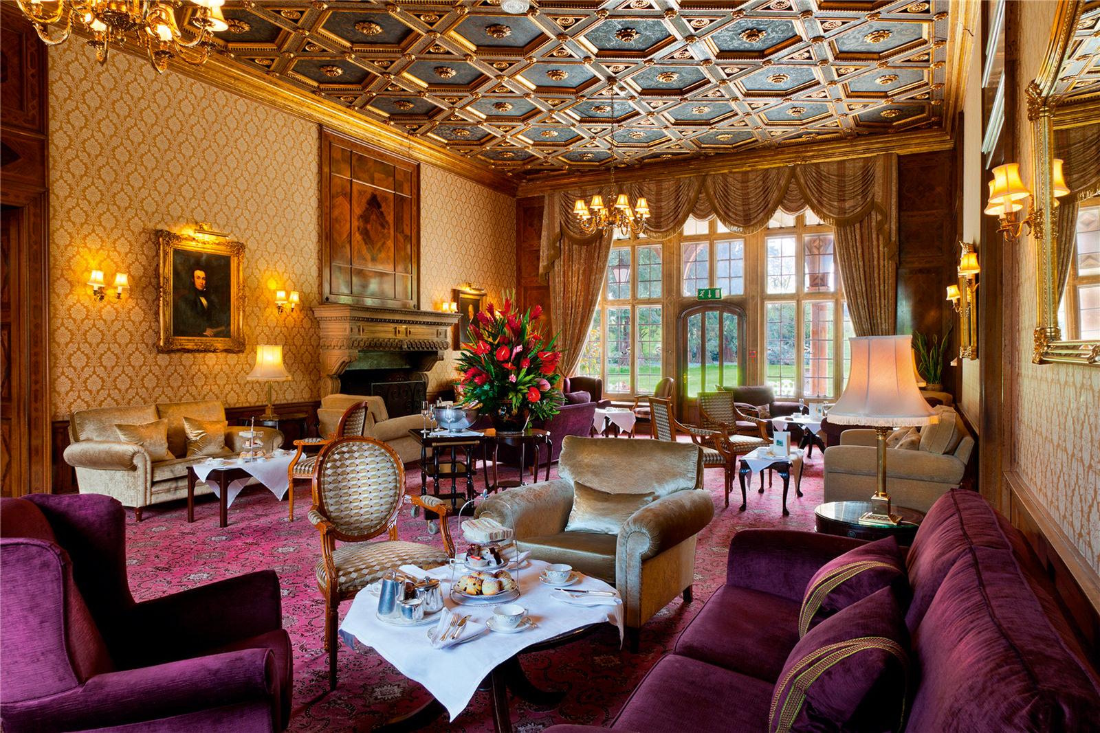 Tylney Hall Hotel Hampshire Hotels Cond 233 Nast Johansens