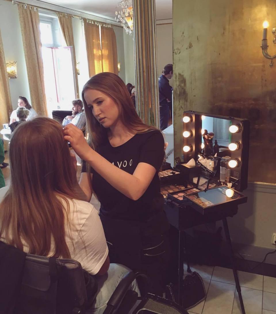 Stockholm Fashion Week med Suavoo på Grand Hotel