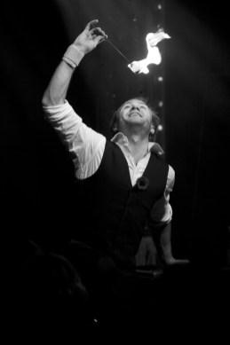 BOUNCE! i WOW! på Wallmans OSLO. Foto: Christian Hunt