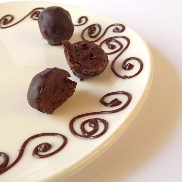 Cocoa Bean Truffle