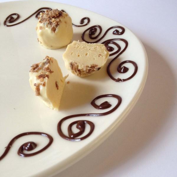 Vanilla Coconut Truffle