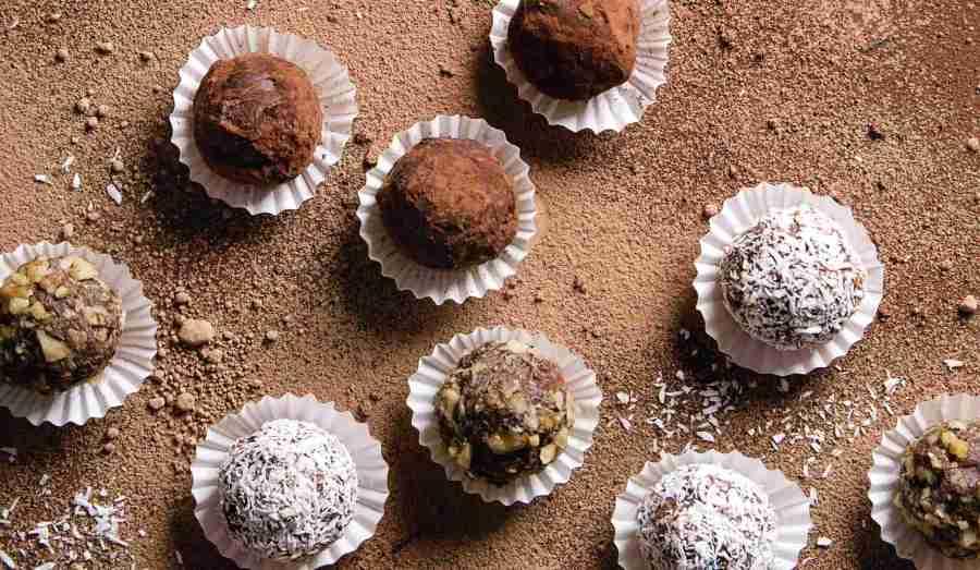Chocolates sin azúcar para diabéticos