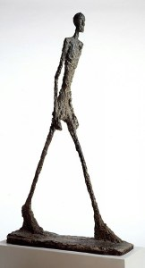 walkingman sculpture