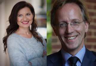 Robbert Dijkgraaf & Pia de Jong - The John Adams Institute