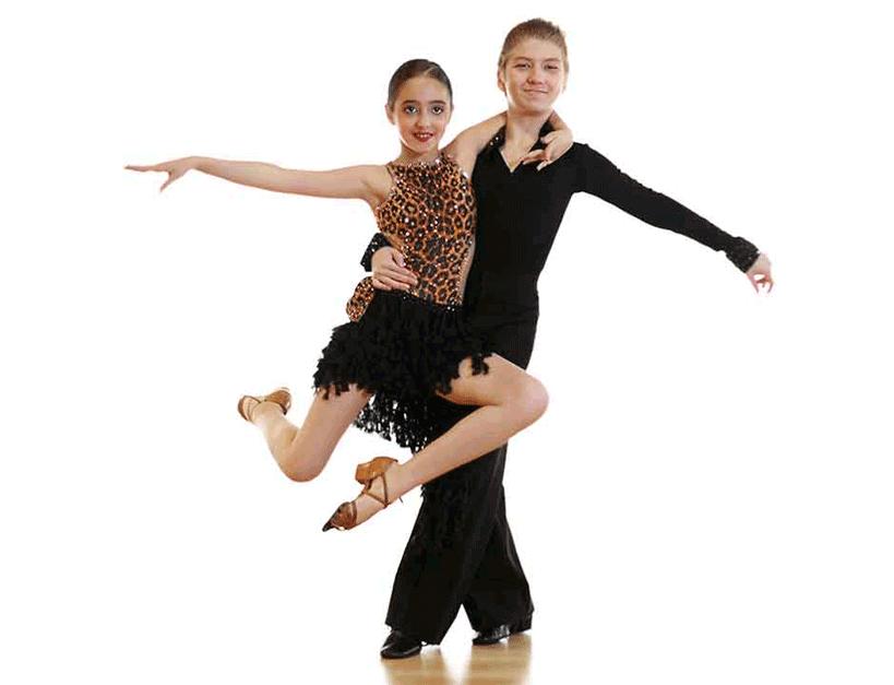 Childrens Latin American Dancing Lessons - John Hutson ...