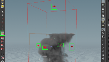 A look at the Pyro Solver node in Houdini - John Player