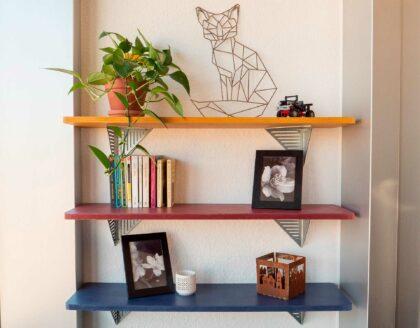 fabriquer des etageres murales en bois