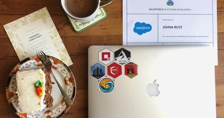 Salesforce Platform Developer 1 Certification: A Retrospective