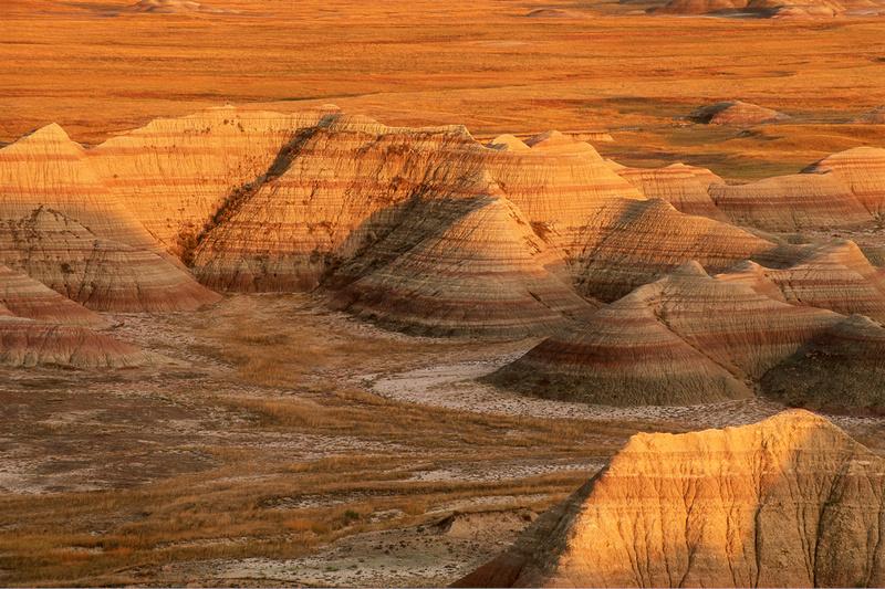 Badlands national Park, South Dakota (2018)