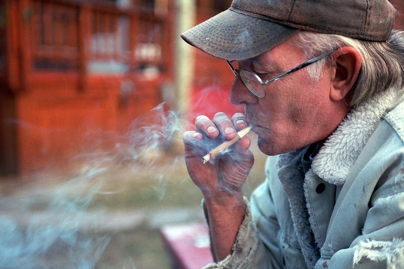 Smoker, Ektar