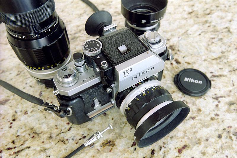 Nikon F kit