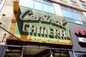 Central Camera, Chicago, Illinois (2015)