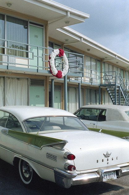 Lorraine Motel, National Civil Rights Museum, Martin Luther King Junior, Memphis, Tennessee
