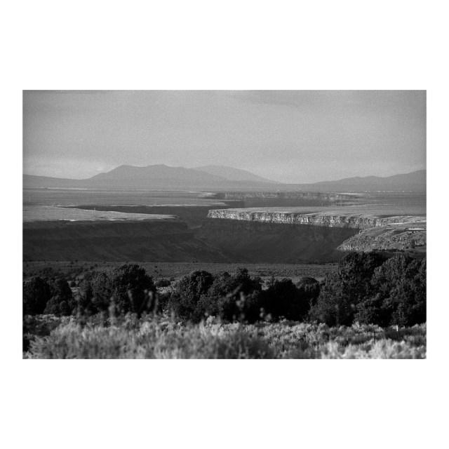 Rio Grande Gorge, Taos County, New Mexico (2015)