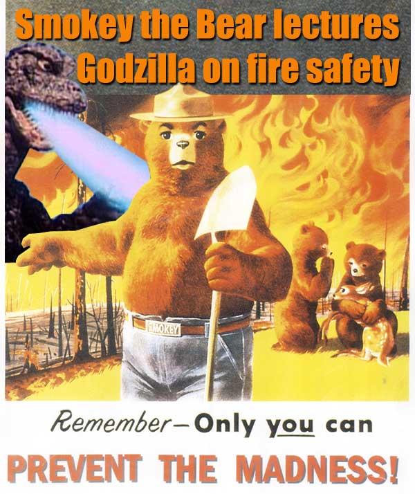 5 Alarm Godzilla 3