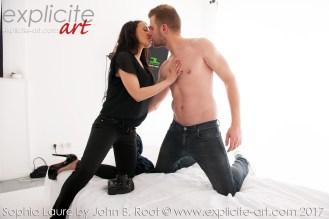 Sophia Laure et Vince Carter