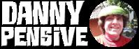 Danny Pensive Clean Character comedian
