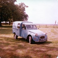 My first car I learned to drive in