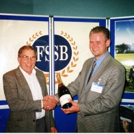 John Cooper federation of small business Scunthorpe chairman 1995