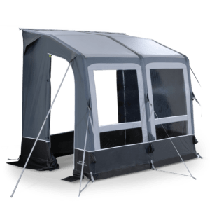 Kampa Dometic Winter AIR PVC 260 L – Inflatable Static Awnings