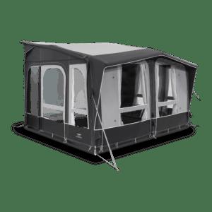 Kampa Dometic Club AIR All-Season 390 L – Inflatable Static Awnings
