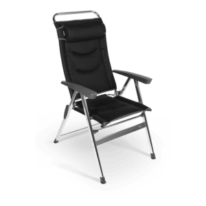 Kampa Dometic Quattro Milano Chair Pro Black – Dometic Chairs