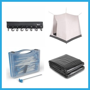 Tent and Awning Accessories