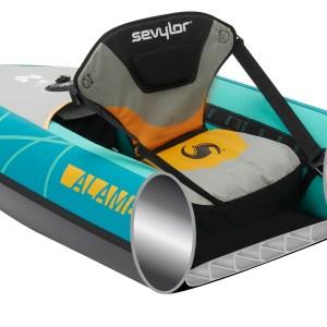 Sevylor Alameda Premium – 2 + 1 Person Canoe