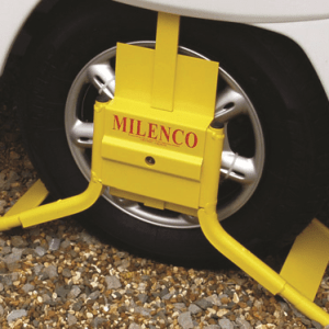 Milenco Motorhome Wheelclamp (M16)