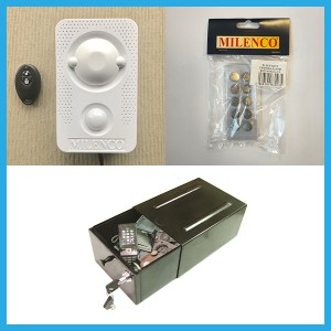 Alarms and Safes