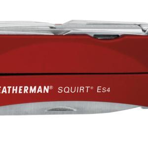 Leatherman LT45-R Squirt ES4 Red  – Keychain Multi-Tools