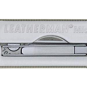 Leatherman LT50 Micra Stainless  – Keychain Multi-Tools