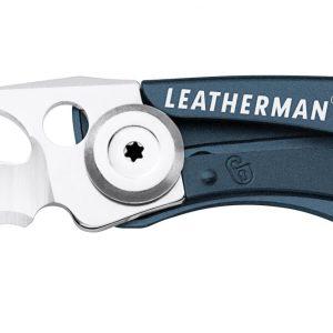 Leatherman LTKBX-BL Skeletool KBx Denim Blue  – Multi-Tool Knives