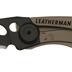 Leatherman LTKBX-CB Skeletool KBx Coyote & Black  – Multi-Tool Knives