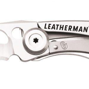 Leatherman LTKBX-S Skeletool KBx Stainless Steel  – Multi-Tool Knives