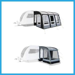 Poled Caravan Awnings