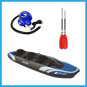 Savylor Canoes and Accessories