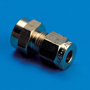 PLS 1083 – Coupling 1/4 Female BSP To 1/4 Copper