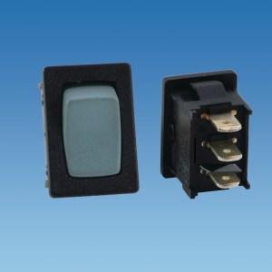 PowerPart 320015 – Small Grey Centre Off Rocker Switch