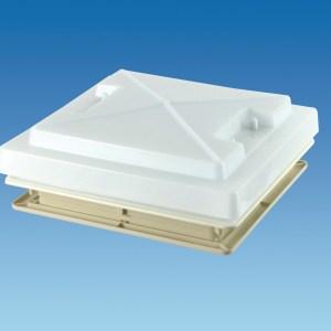PLS 900040 – 280 x 280 Rooflight c/w Flynet – White