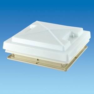 PLS 900041 – 400 x 400 Rooflight c/w Flynet – White