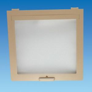PLS 900048 – 420/430 Flynet – White ( No Blind )