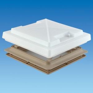 PLS 900082 – 320 x 360 Rooflight c/w Flynet – Beige