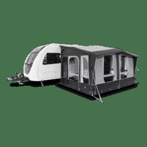 Kampa Dometic Club AIR All-Season 390 S – Inflatable Static Awnings 2021 – 9120001106