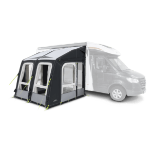 Kampa Dometic Rally AIR Pro 260 S – Inflatable Static Awnings 2021 – 9120001127