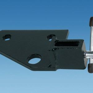 PLS PH930 – Black Car/Drop Plate c/w Toggle 'B'